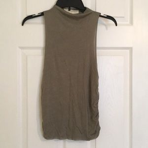 Urban Outfitters high neck tank